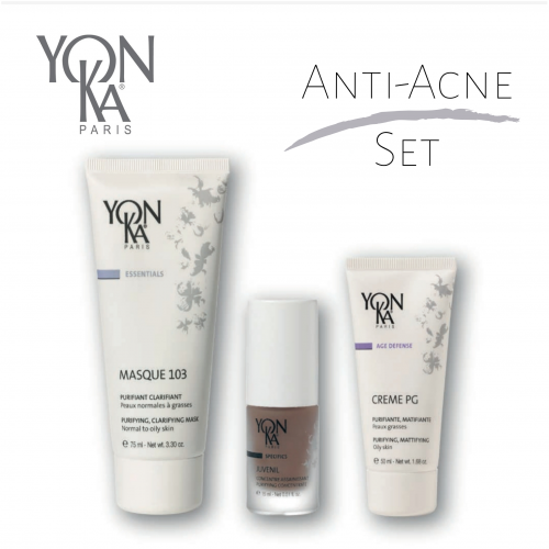 Yon-Ka Anti-Acne Set
