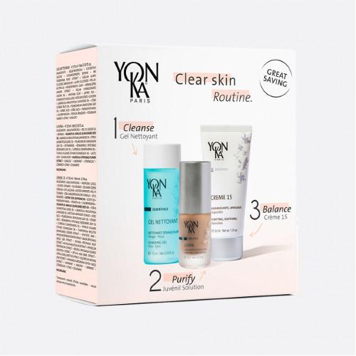 Yon-Ka Clear Skin Routine