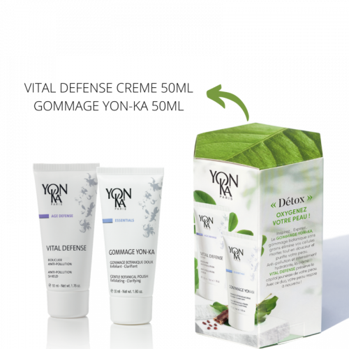 "Yon-Ka Beauty Box ""Detox"""
