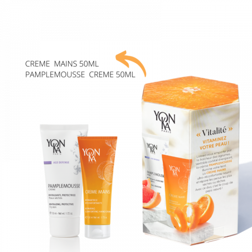"Yon-Ka Beauty box ""Vitality"""